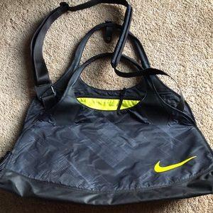 Nike workout bag